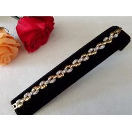 Bracelet Gourmette Femme...