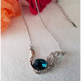 Collier Plume d'Ange...