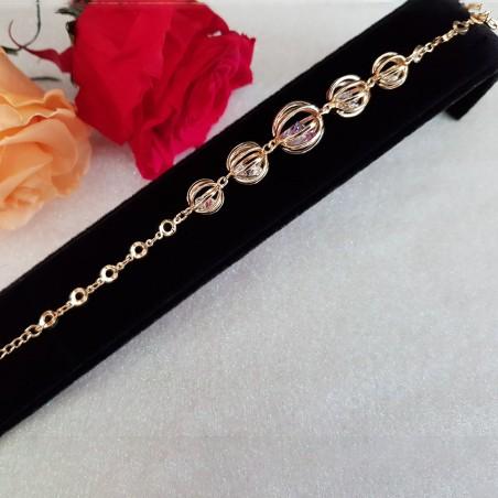 Bracelet Mode Cubic Zirconium